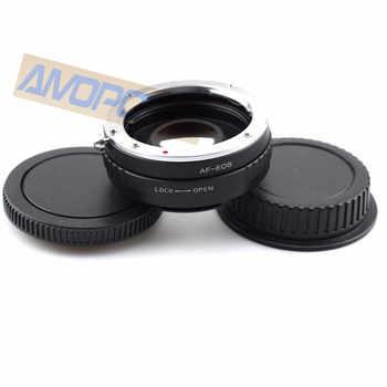 AF zu EOS band Optische glas Adapter, sony Alpha AF und Für Minolta MA Objektiv zu Canon EOS EF Adapter. Band Optische g