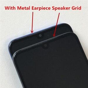 "Image 4 - Original M & Sen กรอบ LCD 6.3 ""สำหรับ Xiaomi Redmi หมายเหตุ 7 Redmi Note7 Pro หน้าจอ LCD + touch Screen Digitizer กรอบ"