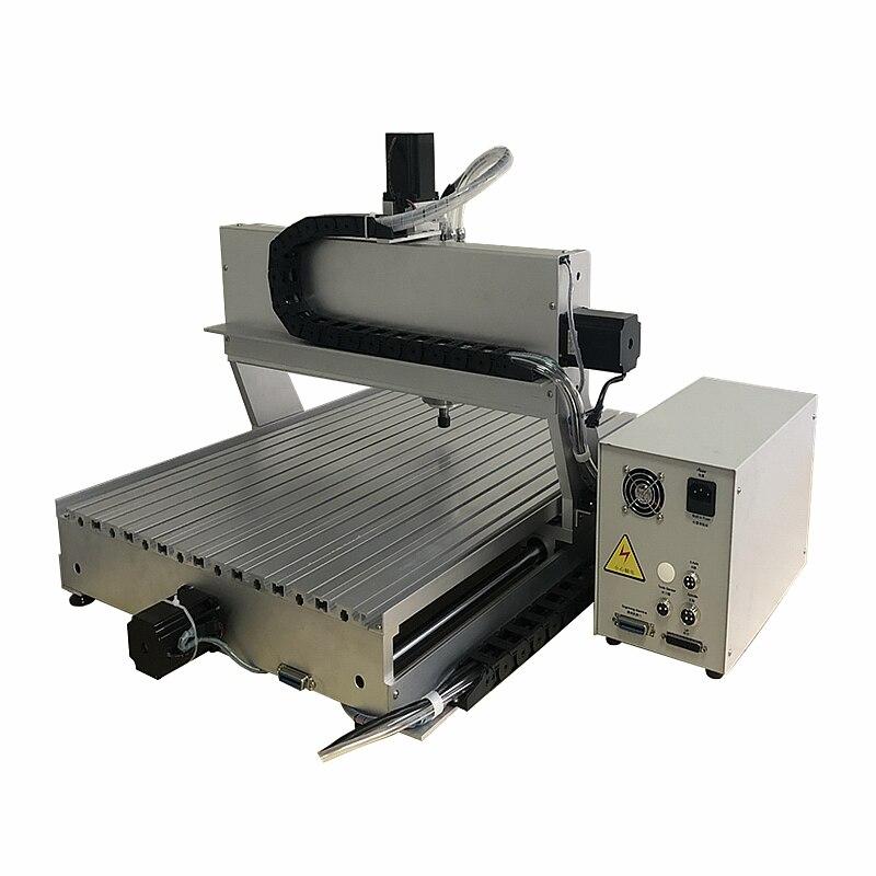 Usb cnc 6090 roteador fresadora máquina de