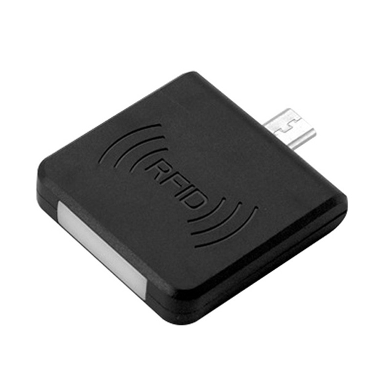 Micro- USB Interface NFC IC Card Mini RFID Reader For Android Cell Phone