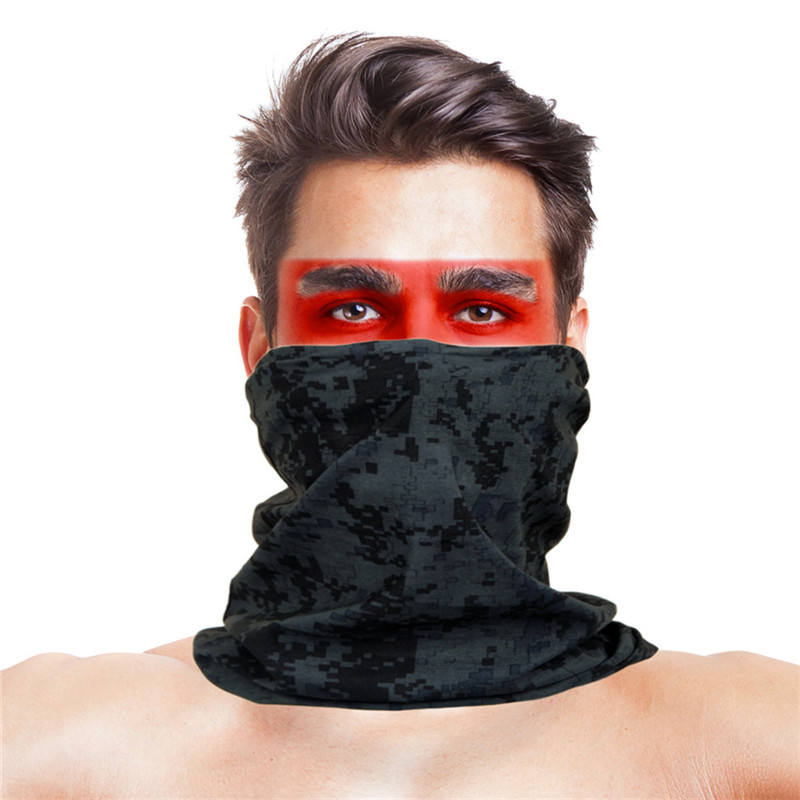 High-Jump 3D Seam Neck Gaiter Thermal Half Face Mask Scarf Tube Shield Sport Cycling Skiing Hiking Biker Bandana Scarf Men Women