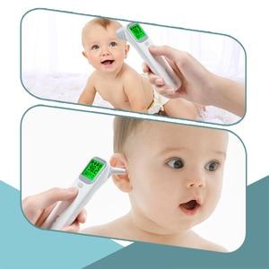 Image 2 - Elera Baby Infrarood Thermometer Digitale Lcd Body Meting Voorhoofd Oor Non contact Kinderen Volwassen Koorts Ir Termometro