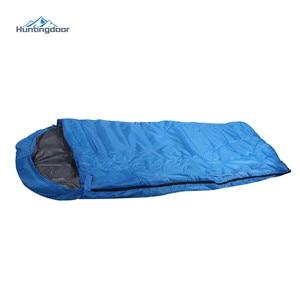 Ветронепроницаемый осенне-зимний конверт с капюшоном для путешествий на открытом воздухе, кемпинга, водонепроницаемый спальный мешок, Термосумка для взрослых