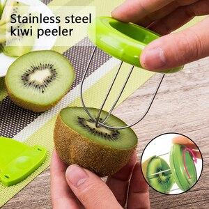 Mini Fruit Kiwi Cutter Peeler