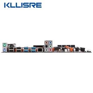 Image 4 - Kllisre X99 D4 di serie della scheda madre Xeon E5 2640 V3 LGA2011 3 CPU 2pcs X 8GB = 16GB 2666MHz di memoria DDR4