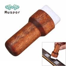 Струны для электрогитары деревянная щетка чистки гитара бас