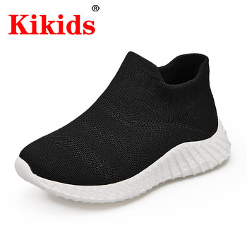 KIKIDS Boys Tennis Shoes Sneakers Girls Shoes Mesh Kids Footwear Toddler Chaussure Zapato Casual Baby Breathe Comfortable Shoes children canvas shoes boys sneakers girls tennis shoes kids footwear toddler autumn spring chaussure zapato casual sandq baby