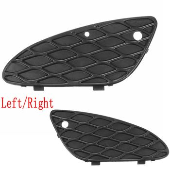 Car Left/Right Front Bumper Lower Grill Cover Side Vent for Mercedes E-class W211 E320 E350 E500 2118850353 image