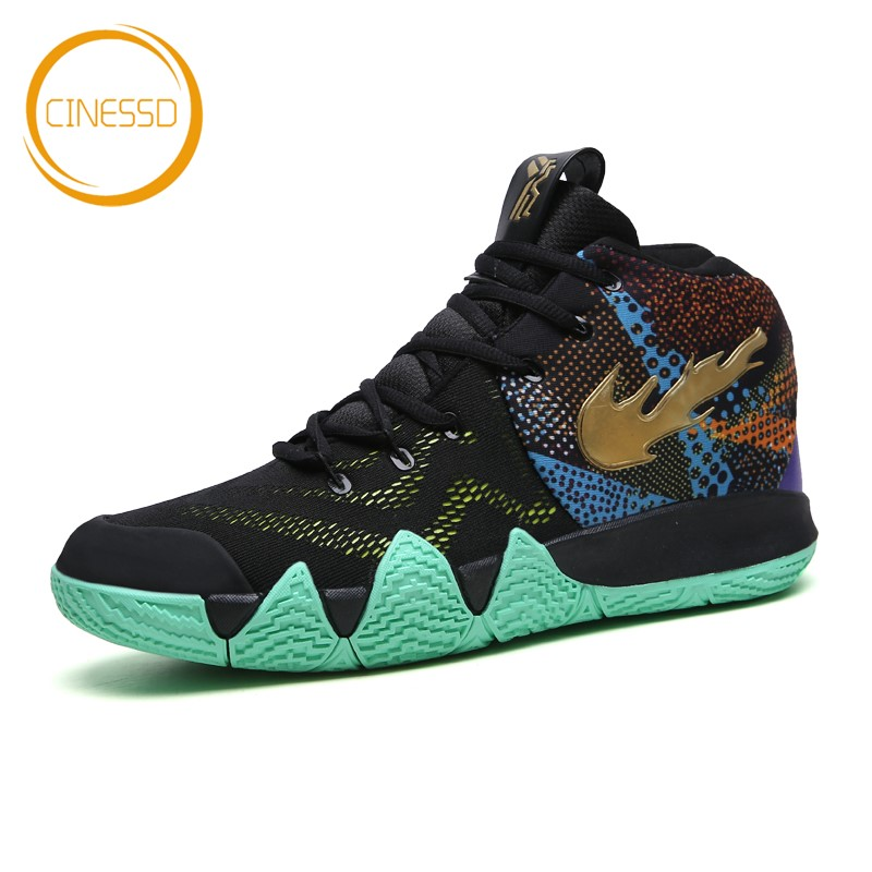 CINESSD Outdoor Casual Basketball Shoes Breathable Athletic Jordan Shoes Trainers Non Slip Cushioning Sneakers Men Sports Shoes|Basketball Shoes| |  - title=
