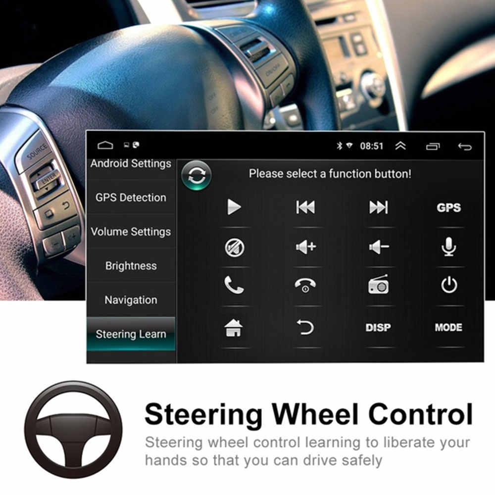 Vehemo 2020 Xe Người Chơi 9 ''1 + 16G Android 8.1 Cho Xe BMW E46 Quad Core GPS Wifi Mirrorlink âm Thanh Stereo Màn Hình Cảm Ứng Bluetooth FM