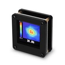 AMG8833-Cámara de imagen térmica infrarroja, dispositivo de imagen infrarrojo IR, Mini cámara de imagen térmica portátil