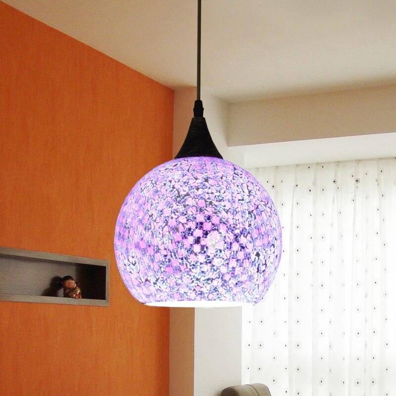 Bohemia Modern Southeast Mediterranean Restaurant Pendant Lamp Industrial Lamp