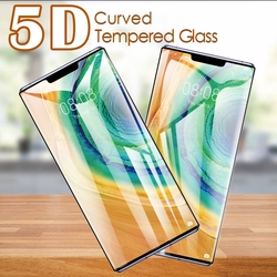 На Алиэкспресс купить стекло для смартфона 3d curved edge full cover tempered glass for huawei mate 20 x 30 pro rs lite screen protector protective glass film