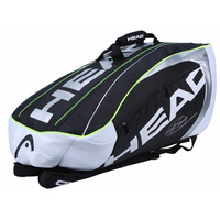 Head Tennis Bag Djokovic Racket Bag For 6 9 Racquete Large Capacity For Adults Men Backpack Handbag Sports Accessories