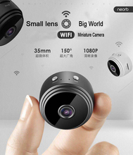 цена на Mini wifi Camera Wireless HD 1080P Remote View/Motion Detection/Night Vision IP Security Recorder