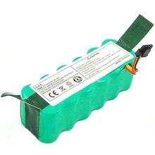 Новый ni mh 144 v 3500mah для panda x500 x600 батарея Для ecovacs