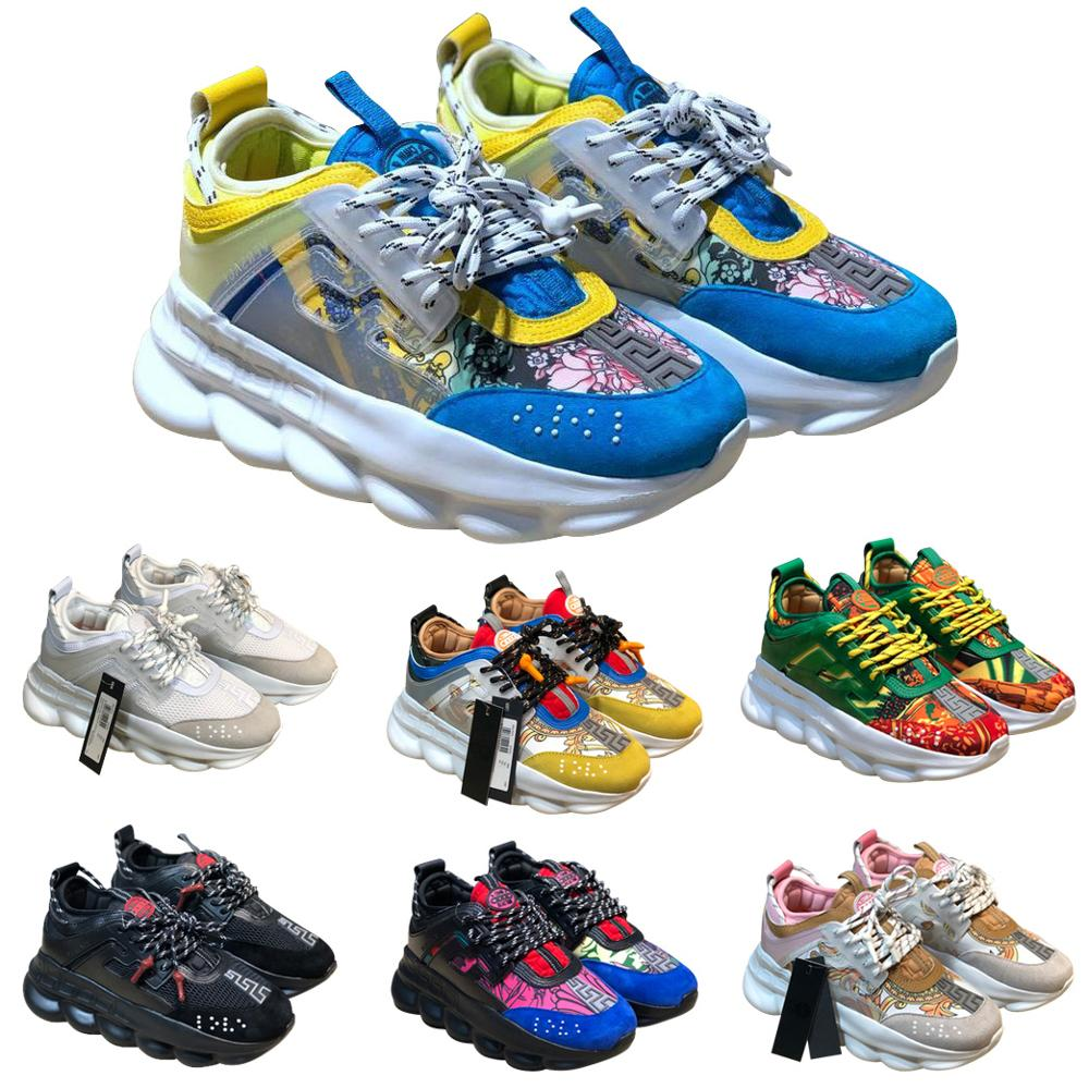 2020 NEW European Station Walking Sneakes Designer Sneakers Mens Women Sport Shoes Leather Casual Shoes Trainer Lightweight Sole