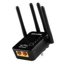 PIX-Link WR16 Беспроводной маршрутизатор WLAN Усилитель сигнала 2,4 г расширитель беспроводной сети Wi-Fi усилитель 300 Мбит/с WISP/маршрутизатор/AP штепсе...