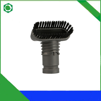 цена на 3PCS Soft Dust Brush Head for Dyson DC45 DC58 DC59 DC62 V6 Absolute Vacuum Cleaner Parts Accessories Replacement Bristle Brushes