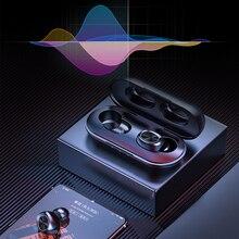 מיני אלחוטי אוזניות Bluetooth V5.0 TWS אוזניות 300mAh עבור iPhone 6 6 בתוספת 7 7 בתוספת 8 לiphobe x xs iphone xsmax iphone xr iphon