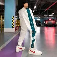 Брюки мужские тактические Джоггеры в стиле хип хоп брюки карго