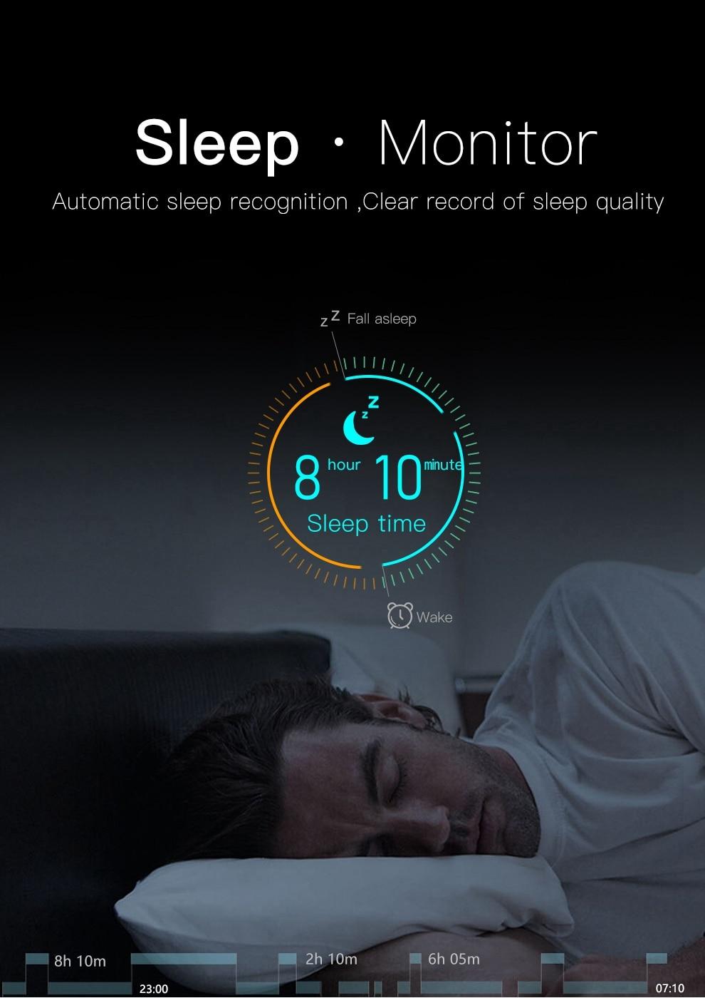 H49b74748c43041288fc107777234d27bW SKMEI Men Smart Watch Heart Rate Sleep Monitor GPS