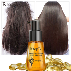 Moroccan Prevent Hair Loss Product Hair Growth Essential Oil Easy To Carry Hair Care Nursing 35ml Oil Suitable For All Skin