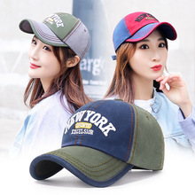 2020 New Washed Cotton Soft Top Baseball Cap Men and Women Spring Outdoor Peaked Cap Cap Color Matching Old Sun Hat hat new men s baseball cap spring and autumn outdoor sports and leisure old man dad single cap