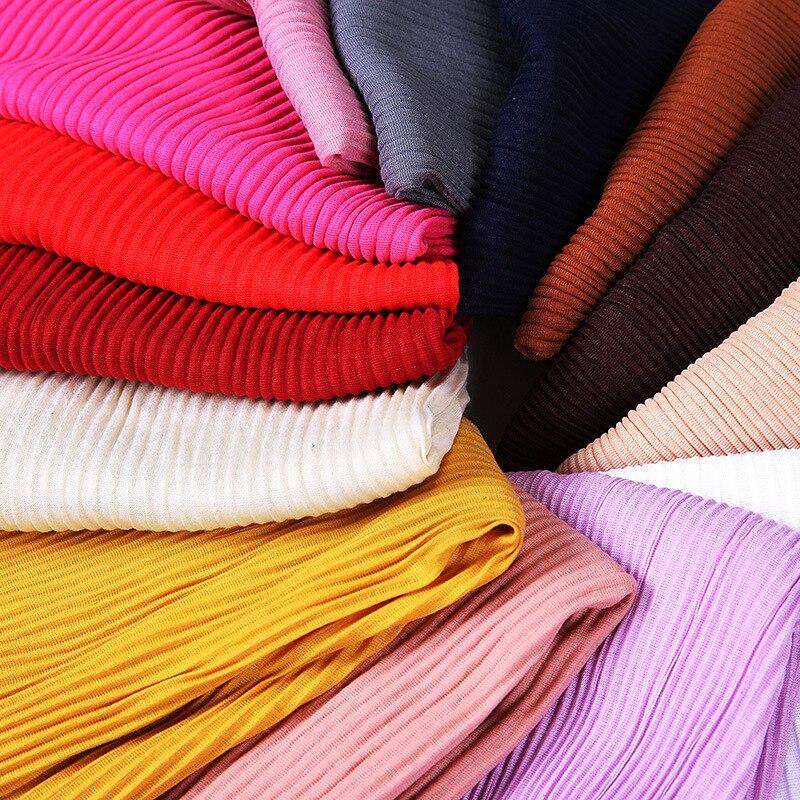 Купить модный мусульманский шарф из джерси с кружевными вставками хиджаб