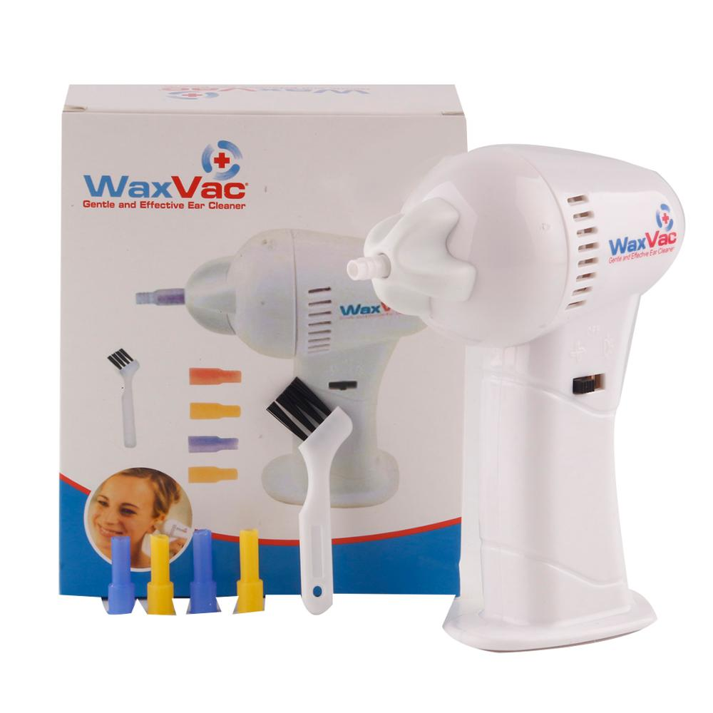 Baby Care Ear Cleaner Machine Health Vacuum Electronic Removes Cleaning Ears Babies Nursing For Children Kids Earpick