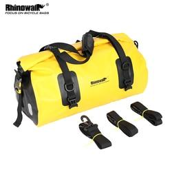 Bolso de Fitness resistente al agua rinowalk 20L, bolso de Bicicleta multifuncional, bolso de bicicleta de gran capacidad, bolso de hombro, accesorio para bicicleta