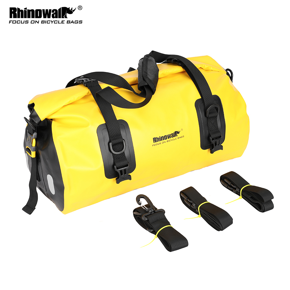 Rhinowalk 20L Waterproof Fitness Bag Multifunctional Bike Bag High Capacity Bicycle Bag Shoulder Bag Bike Accessory
