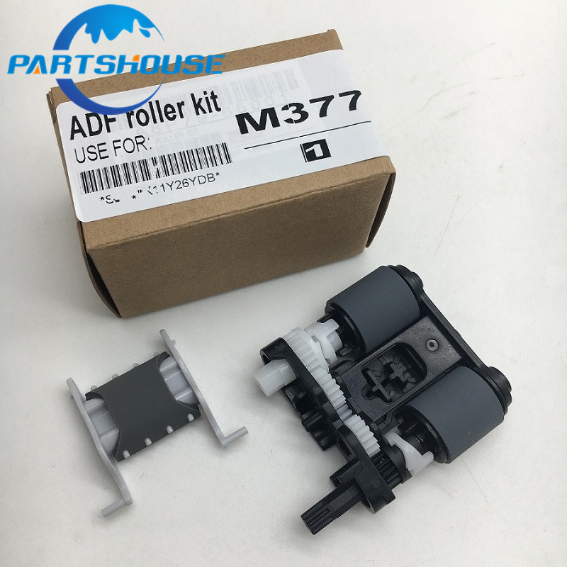 Compatible new ADF Pick Up Roller kit B3Q10-40080 B3Q10-60105 for <font><b>HP</b></font> M377 M477 <font><b>M277</b></font> M426 M427 ADF Separation Pad image