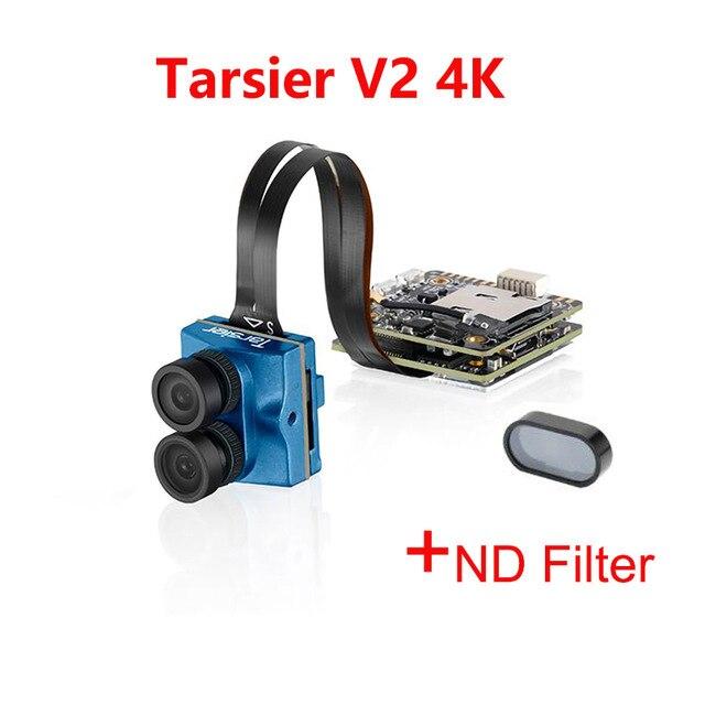 Caddx Tarsier V2 4K +ND8 Filter