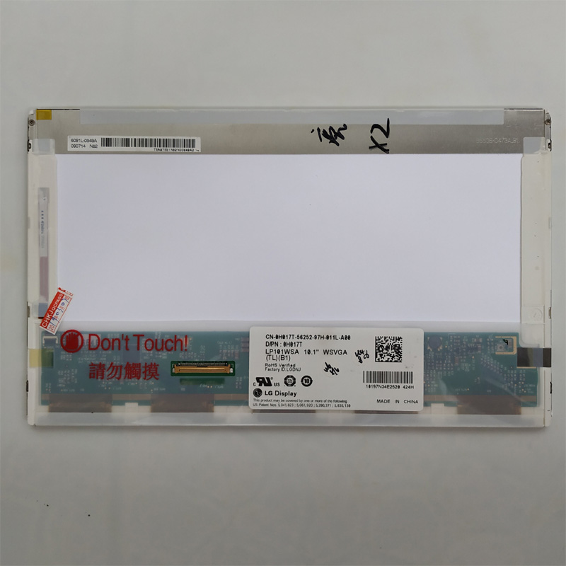 Laptop-Adapter REPLACEMENT SCREEN FOR A SAMSUNG NP-N110 Netbook Lcd Screen 10.1 LED