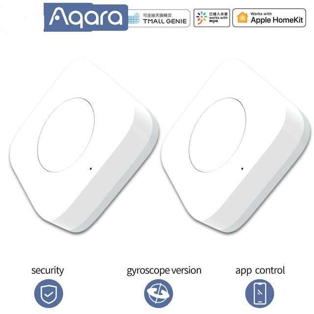 Aqara akıllı anahtarı kablosuz kapı zili kablosuz anahtarı anahtarı akıllı uzaktan kumanda ZigBee WIFI Xiaomi homekits mijia mi ev