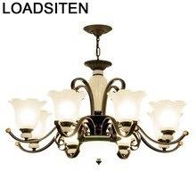 Loft Hanglampen Lampadari Moderni Chandelier Lustre E Pendente Para Sala De Jantar Lampen Modern Deco Maison Hanging Lamp