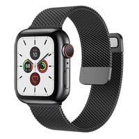 Strap Für Apple uhr Band 44mm 40mm 38mm 42mm 44mm Zubehör Magnetische Schleife Metall smartwatch armband iWatch serie 3 4 5 6 se