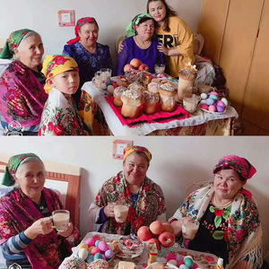 Image 3 - Foulard ethnique imprimé, couvre chef musulman russe, bandeau Floral, cajou, anti poussière, 70cm X 70cm