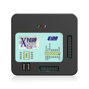 Image 2 - XPROG V6.26 V6.12 V6.17 להוסיף הרשאה חדשה V5.86 V5.55 V5.84 X PROG M מתכת תיבת XPROG M ECU מתכנת X פרוג M מלא מתאמים