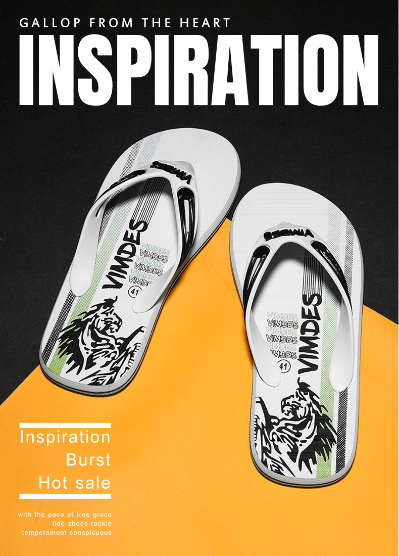 H49b9e205564f41aca36a1fa903b5429aH - VESONAL Summer Graffiti Print Slippers Men Shoes Flip Flops Slipers Male Hip Hop Street Beach Slipers Casual Flip-flops
