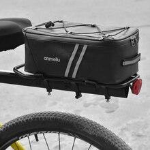 Trunk-Bags Carrier Saddle-Rack Bicycle-Bags Raincover Mountain-Bike Large-Capacity Waterproof