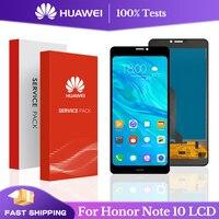100% Test Für Huawei Ehre Hinweis 10 LCD Display Touchscreen Digitizer Montage Für Honor Hinweis 10 RVL-AL09 Display