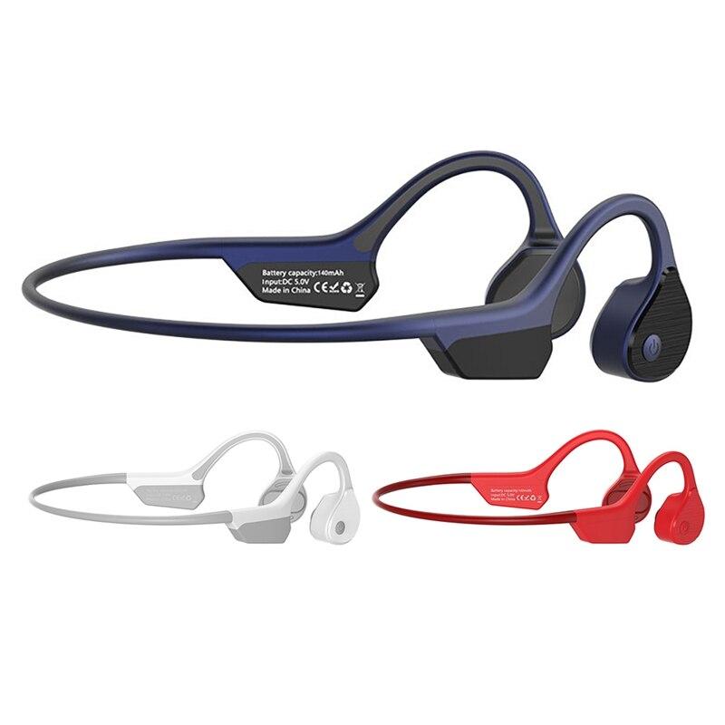 PRO9 Headset with Bone Conduction Headset Wireless Bluetooth 5.0 Headset Sports Waterproof Bluetooth Headset
