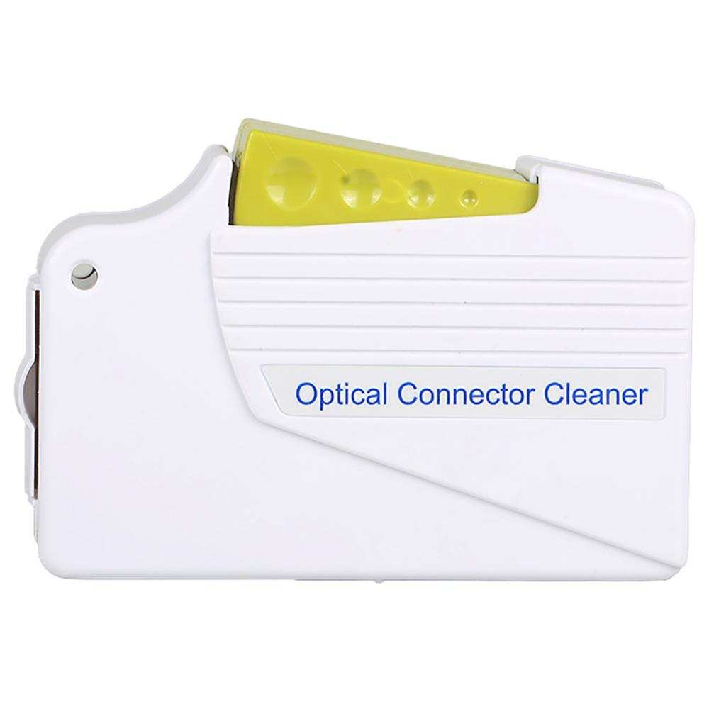 Cleaner Wiping-Tool Face-Cleaning-Box Pigtail Cassette SC Ftth for ST/FC