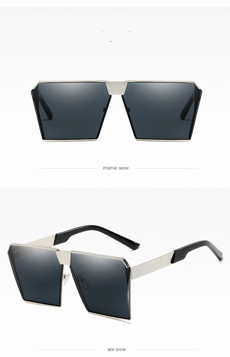 Women Large Frame Sunglasses Driving Sunglasses Women Sunglasses Brand Designer Square Sunglasses UV400 Gafas De Sol Mujer in Women 39 s Sunglasses from Apparel Accessories