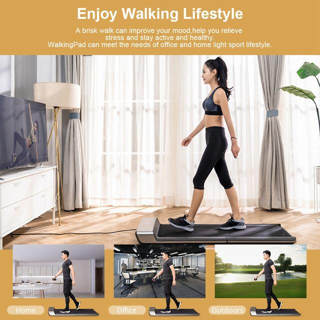 Fitness equipment walkingpad tread
