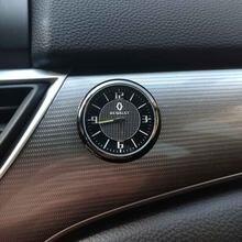 Автомобильные часы, приборная панель, цифровые часы, аксессуары для BMW Ford focus, Volkswagen Audi Peugeot Renault Mercedes сиденье Toyota