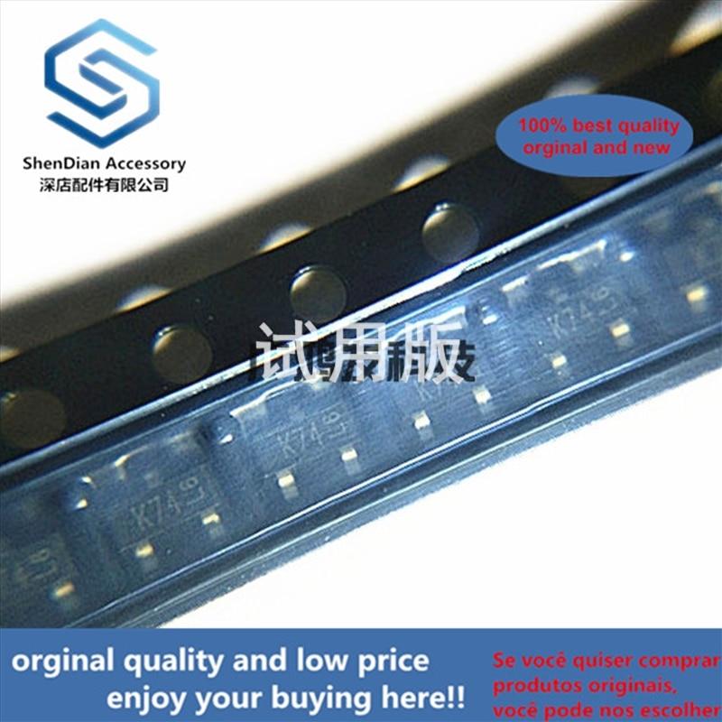 10pcs 100% Orginal New BAS7004-7-F Schottky Diode SOT-23
