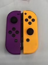 90% yeni orijinal yenilenmiş mavi L sol ve kırmızı R sağ JoyCon denetleyici NS nintendo anahtarı Joycon Gamepad Joystick